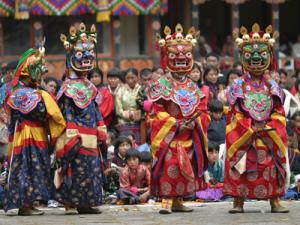 海外旅行 ブータン