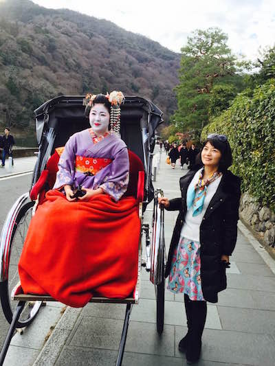 京都 舞妓さん