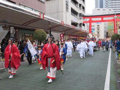 浅間神社商店街