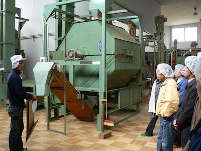 プラント(製茶機械)