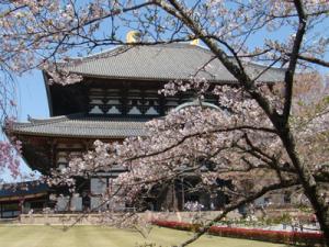 国内旅行 東大寺