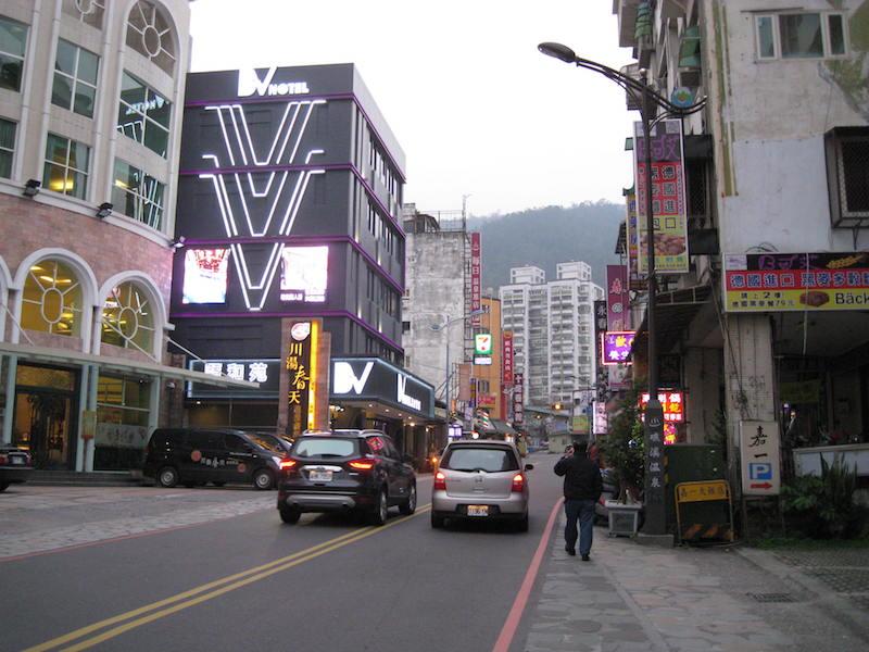 宜蘭温泉街
