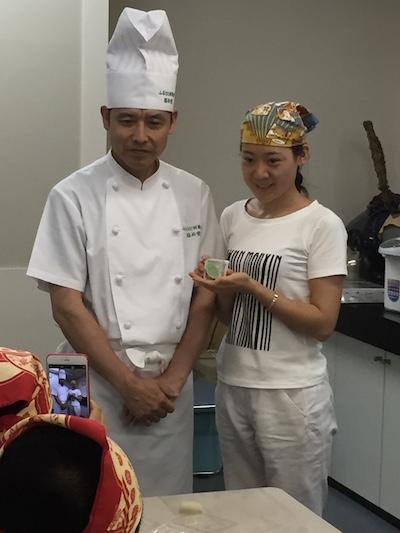 北京お茶研修訪日団が来静