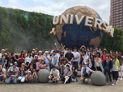 大阪ユニバーサルスタジオジャパン(USJ)と京都に行ってきました!