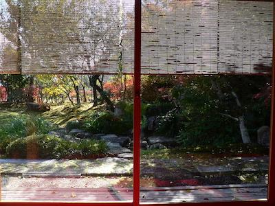 掛川城茶室庭園