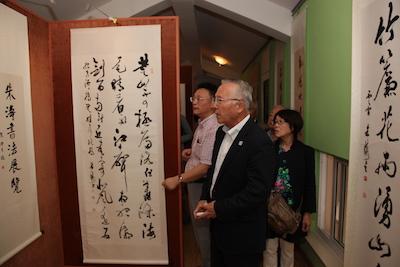朱濤先生自宅展示室