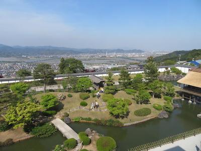 茶の都ミュージアム日本庭園