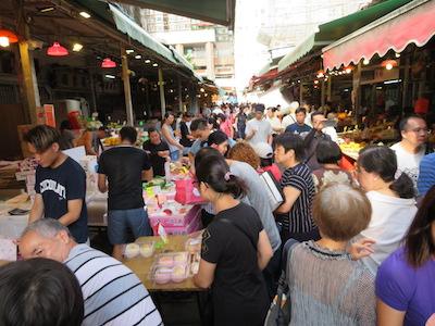 香港フルーツ街