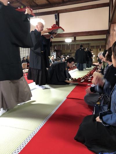 東本願寺お斎