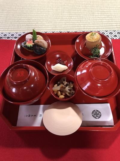 お斎(とき)精進料理