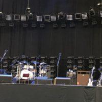 エリッククラプトンのコンサートを見に日本武道館に行ってきました。