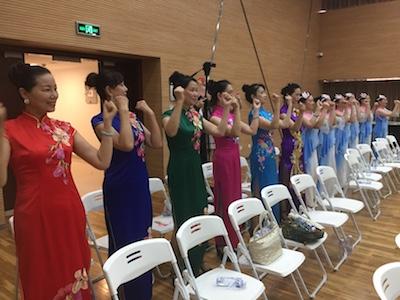 牧之原市歌に踊る舞踊団