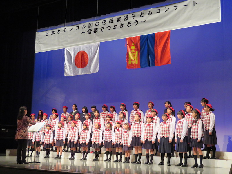 大井川ジュニア合唱団