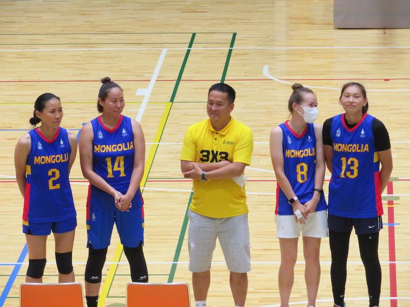 モンゴルナショナルチーム